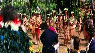 Mutiny on the Bounty - Dance scene on Tahiti