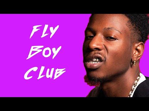 "FREE Joey Bada$$ Type Beat 2021 ""Fly Boy Club"" |Hip Hop Type Beat 2021"