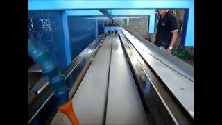 Banco trafila idraulico - Hydraulic draw bench