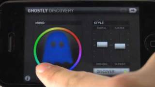 iPhone apps - Ghostly Discovery
