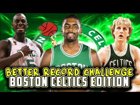 Boston Celtics Better Record Challenge | NBA 2K19 My League