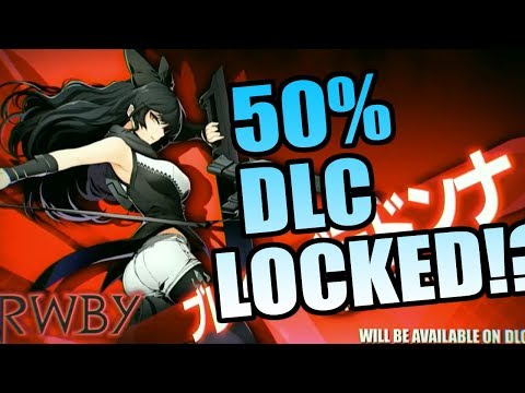 Reused Assets as Paid DLC?? (Blazblue Cross Tag Battle) | The Hawke Talks