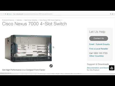 Repeat Cisco Nexus ACI Training - Introduction Hindi