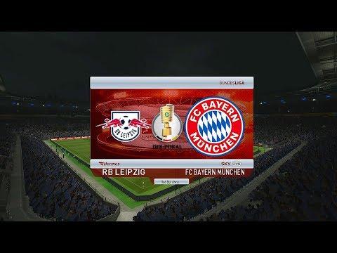 RB Leipzig-FC Bayern
