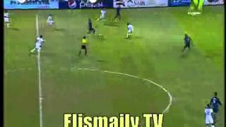 اهداف انبى ضد الجيش 3- 0 الدور الاول موسم 2014-2015