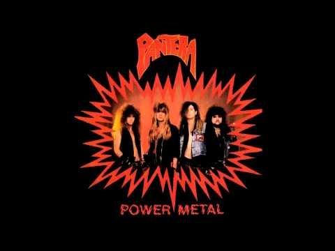 Pantera Power Metal Full Album (1988)