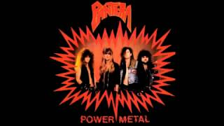 Watch Pantera Power Metal video