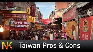 TAIWAN 2016 - Safety, Fast Internet, Convenience & More