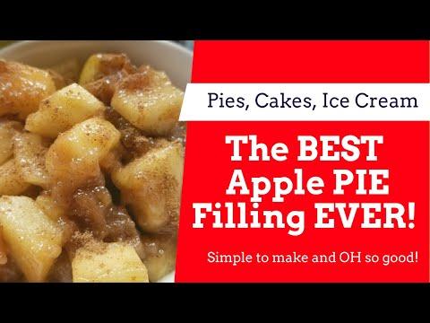 Best Apple Pie Filling Ever