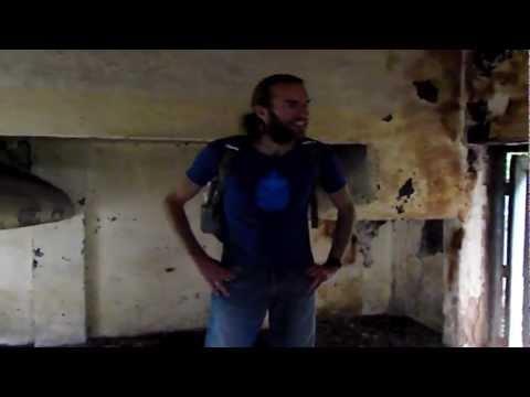 Exploring the Beatles ashram in India