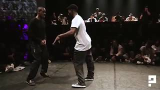 battle Next Urban Legend 2018 / demi finale popping / jeff vs franqey