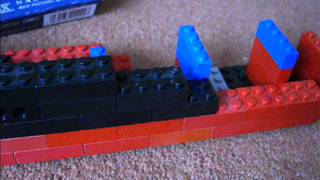 How to make: LEGO RMS TITANIC model part 1