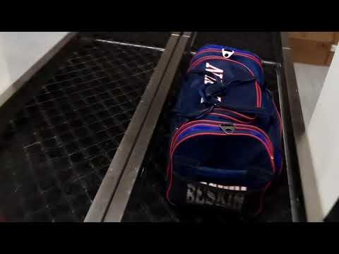 Как самостоятельно сдать багаж в Шереметьево