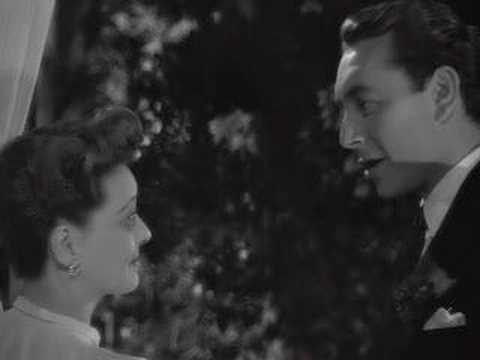 Don't let's ask for the moon...Bette Davis, Now, Voyager ...