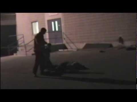 On the Sidewalk Bleeding Movie - YouTube