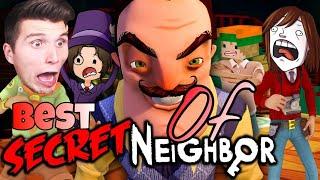 Er VERWANDELT sich 🧬 Secret Neighbor (Hello Neighbor Multiplayer) | BEST OF Freedom Squad