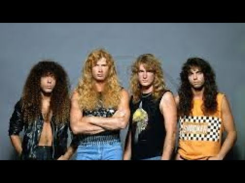 Megadeth Studio Albums Ranked - Worst To Best