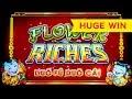 BETTER THAN JACKPOT! Flower of Riches Slot!