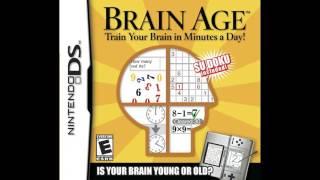 Menu - Brain Age: Train Your Brain in Minutes a Day!