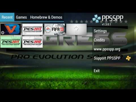 Rekomendasi !! Pes Jogrees 2018/2019 JPP PPSSPP ISO + Save Data Android