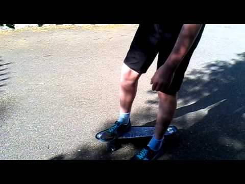 Tuto 1 comment apprendre faire du skate youtube - Comment faire du skateboard ...