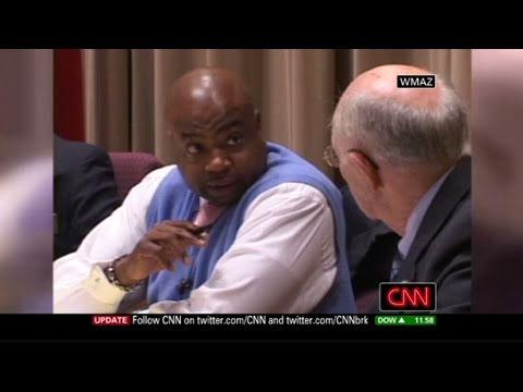 CNN: Racist remark at GA council meeting?