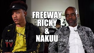 Freeway Ricky Introduces His New R&B Artist Nakuu, Shows Singing Ability (Part 17)