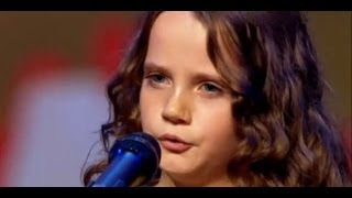 Amira Willighagen - O Mio Babbino Caro - for English-speaking viewers(Amira Willighagen sings 'O Mio Babbino Caro' on Holland's Got Talent and delivers an astounding performance which results in her being awarded a 'Golden ..., 2013-11-06T23:04:01.000Z)