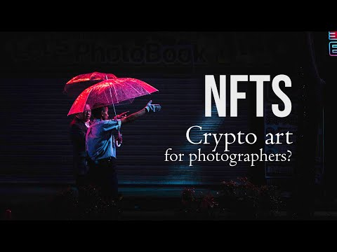 NFTs for photographers - Do they make any sense?