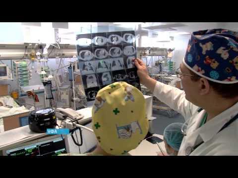 В Республиканском кардиологическом центре проводят уникальные операции детям