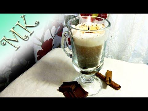 Кофейная свеча своими руками мастер класс 157