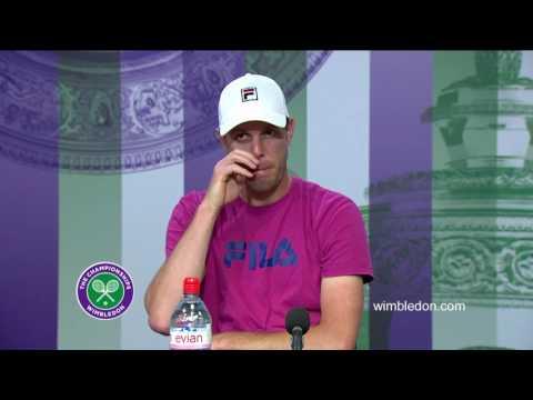 Sam Querrey quarter-final press conference