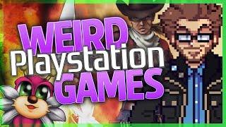 Weird PlayStation 1 Games - Austin Eruption