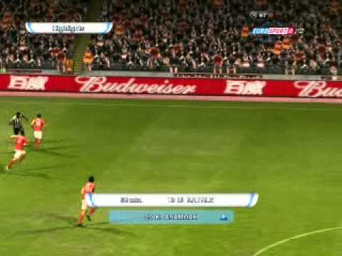 PESITO.S1 kolo.10 Galatasaray 1 - 2 Udinese