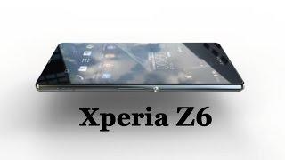 Sony Xperia Z6 Specs Rumors, Release Date