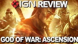 IGN Reviews - God of War: Ascension Video Review