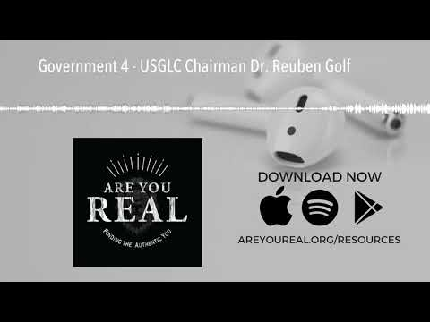 Government 4 - USGLC Chairman Dr. Reuben Golf