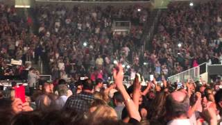 Shania Twain, Any Man of Mine, Rock this Country tour, August 17, 2015 San Jose, CA