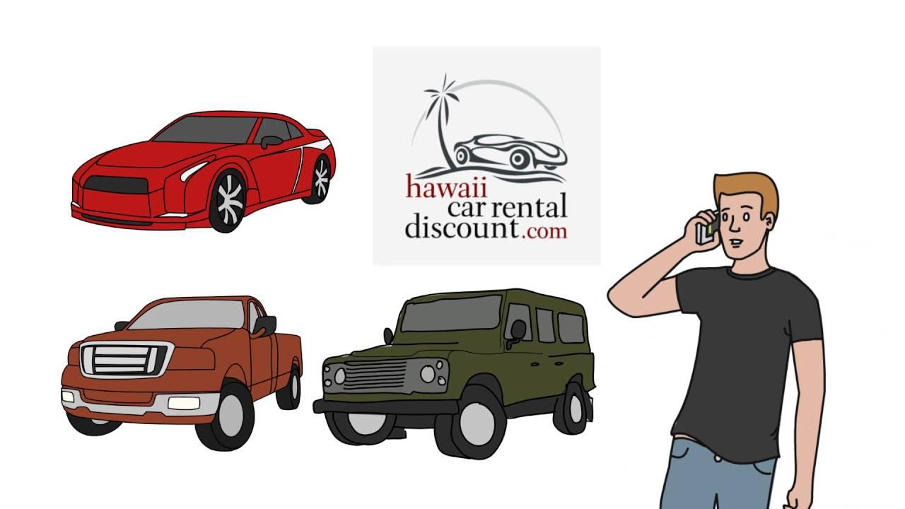 DISCOUNT HAWAII CAR RENTAL YouTube - Discount hawaii