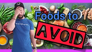 Meal Prep Biz 101: Foods to AVOID When You Make A Meal Prep Menu