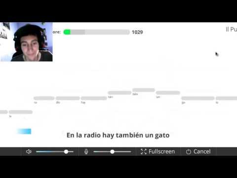 Pollito Pio Karaoke