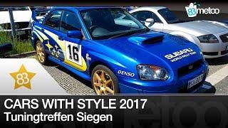 CARS WITH STYLE 5.0 Siegen - Tuningtreffen zugunsten krebskranker Kinder | Ikea Siegen 11. Juni 2017