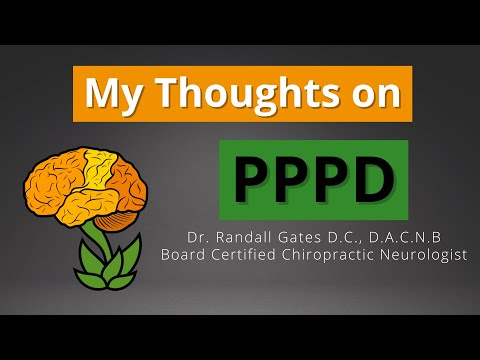 My Thoughts On PPPD