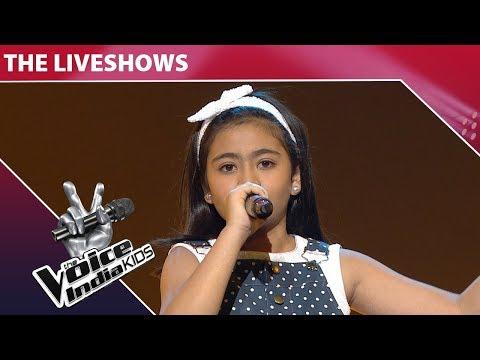 Shekinah Mukhiya Performs On Babuji Dheere Chalna | The Voice India Kids | Episode 15