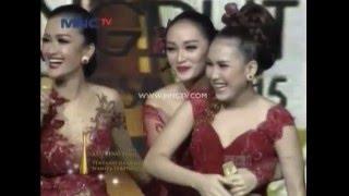 "Nominasi Penyanyi Dangdut Wanita Terpopuler "" Ayu Ting Ting "" Anugerha Dangdut Indonesia (17/12)"