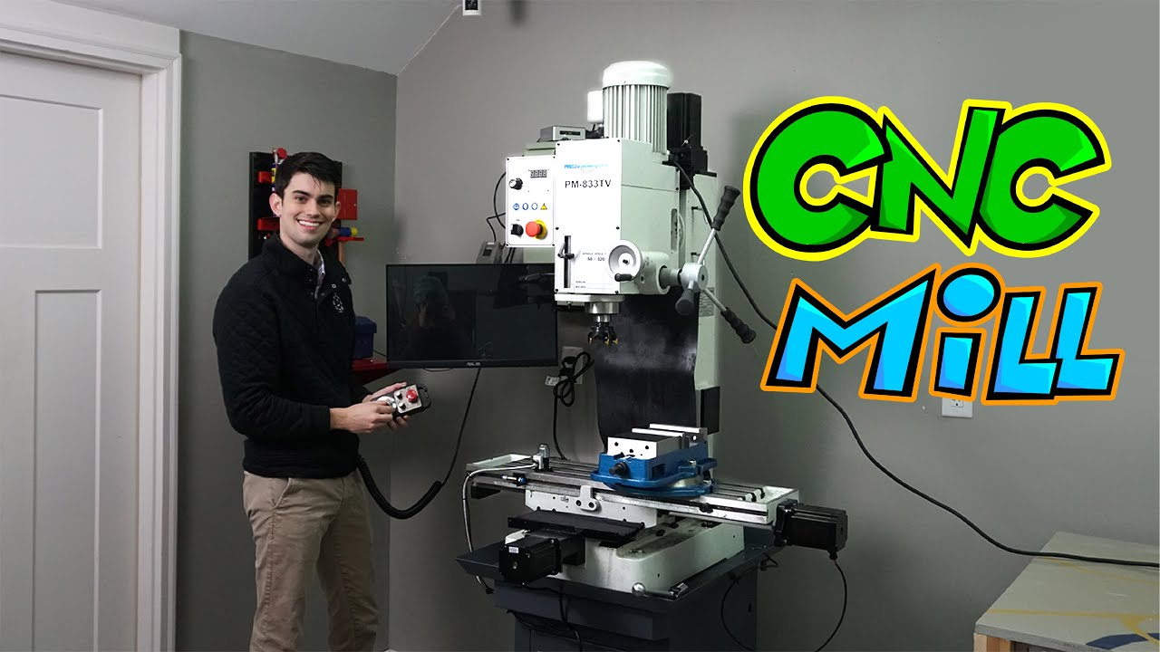Download How to Convert a Manual Mill to CNC