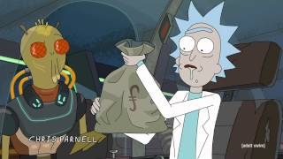 Rick and Morty Krombopulous Michael