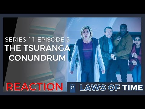 'The Tsuranga Conundrum' Review and Reaction   Doctor Who Series 11