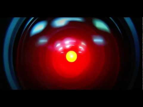 2001 A Space Odyssey HD  Best  with Hal and Dave  'Hal open the pod bay doors'