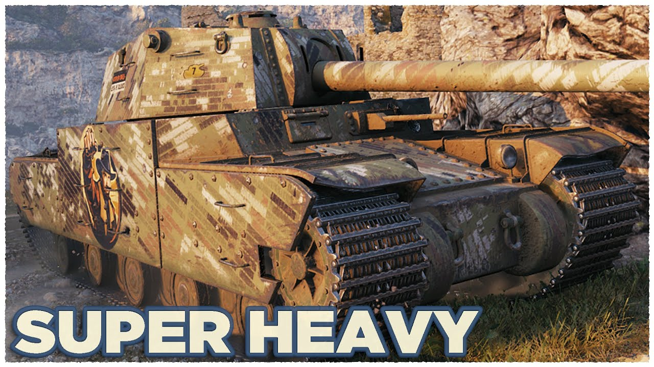 Type 5 Heavy • The Formidable Giant • WoT Gameplay